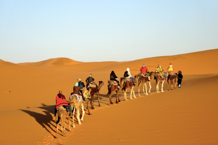 Marrakech Desert Tour 4 Day 3 Night