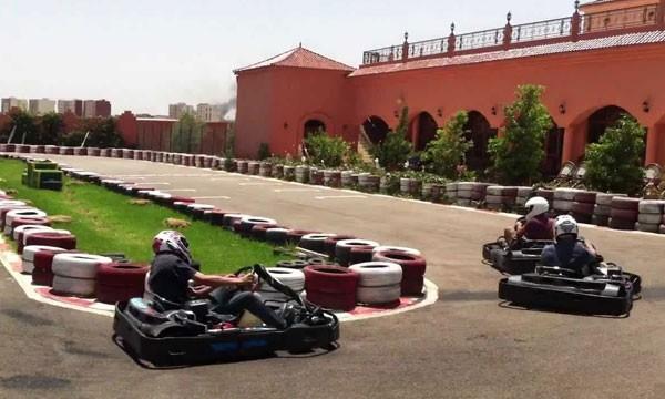 Marrakech Karting tour