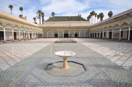 Marrakech city tour in half day