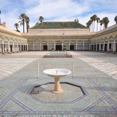 Marrakech city tour in half day