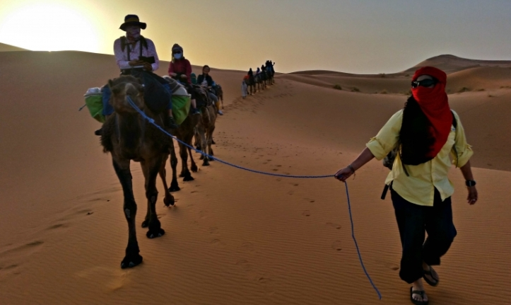 marrakech to fez desert tour