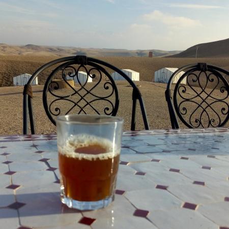 Desert Dining in Marrakech